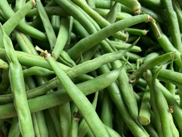 clustered beans